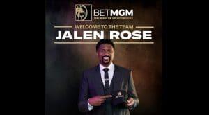 Jalen Rose Named As BetMGM Brand Ambassador