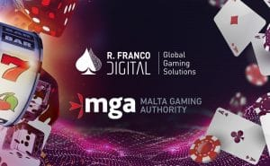 R Franco Digital Achieve 'Milestone Moment' After Gaining MGA Licence