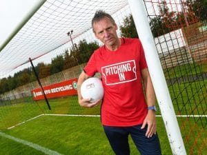 Entain Announce First Clubs To Benefit From 'Pitching In' Community Fund