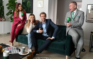 Peter Crouch Gets Paddy Power's 'Thoroughbred Treatment'