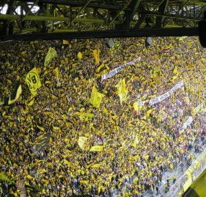 BetMGM And Borussia Dortmund Form Exclusive Deal