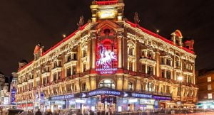 Hippodrome Casino CEO Delighted At Imminent May Reopening
