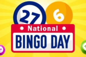 Mecca Bingo And Buzz Bingo Team Up For National Bingo Day