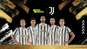 Parimatch Launch Latest Campaign Featuring Juventus Players
