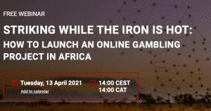 Slotegrator To Host Webinar Covering African Gaming Market