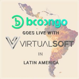 Booongo Makes Strides In Latam Ambitions With Virtualsoft Deal