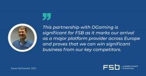 FSB Platform To Power Germany's OGaming