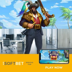 iSoftBet Release Cluster Pays Mechanic Game: Sea Of Riches