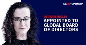Sportradar Brings Deirdre Bigley To Board Of Directors