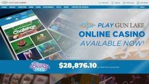 Playtech, Parx Interactive And Gun Lake Casino Launch Michigan iGaming App