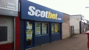 Scottish Retail Betting Shops Reopen