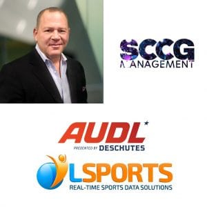 AUDL And UltiX Sign Official Data Partnership With LSports Data