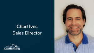 Continent 8 Technologies Hire Chad Ives For US Expansion