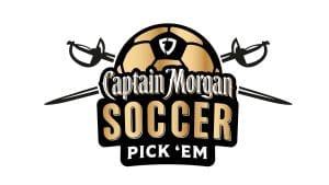 Captain Morgan And FanDuel Launch Pro Soccer Pick 'em Promotion
