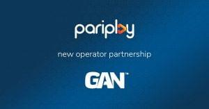 Pariplay Increases US Footprint With GAN Deal