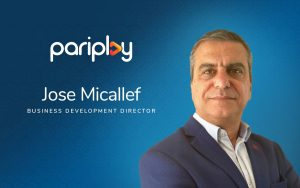Jose Micallef Appointment Significant Boost For Pariplay