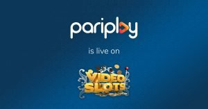 Pariplay Launch Portfolio With Videoslots in 'Important Step'