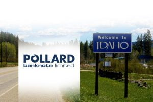 Idaho Lottery Issues Pollard Banknote A Scratch Card Deal