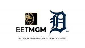 BetMGM Joins Detroit Tigers As Official Gaming Partner