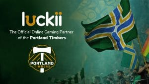 Portland Timbers and Luckii Sign Multi-Year Gaming Partnership