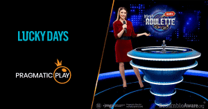 Pragmatic Play Announce LuckyDays Live Casino Deal In European Expansion