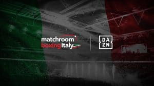 Matchroom Boxing Close To Signing 'Record-Breaking' DAZN Deal