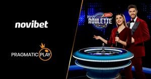 Pragmatic Play Form Live Casino Partnership With Novibet