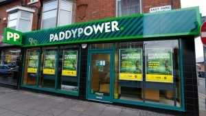 Paddy Power Announce Reopening Of High Street Shops In England And Wales