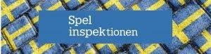 Spelinspektionen Approves Several Recommendations