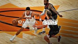 Phoenix Suns Name FanDuel As Official Sportsbook And DFS Partner