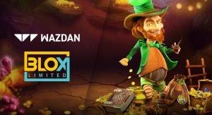 Wazdan Secures European Growth With Blox Deal