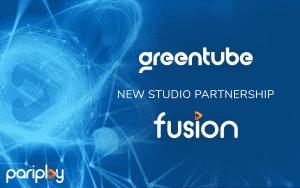 Pariplay's Fusion To Gain Greentube Content