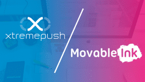 Xtremepush And Movable Ink Form New Collaboration