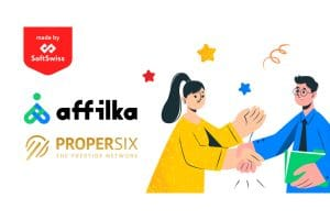 SoftSwiss' Affilka To Power ProperSix Casino