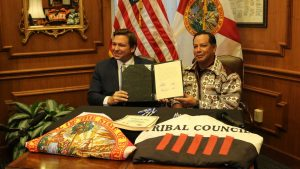 30-year Compact Between State Of Florida And Seminole Tribe Includes Sport Betting