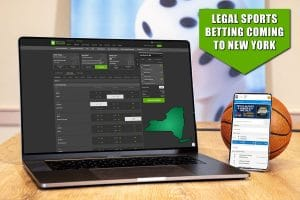 Regulated New York Mobile Sports Betting Given Green Light