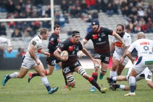 Betclic To Act As French Rugby Union's Top 14 league Sponsor