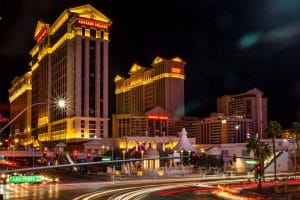 Everi Partners With Caesars For Nevada Field Trial Launch For Jackpot Xpress
