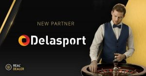 Real Dealer Studios Sign Content Deal With Delasport