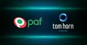 Tom Horn Continues European Expansion With Paf Content Agreement