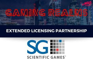 Gaming Realms Expands Slingo Licensing Deal With Scientific Games