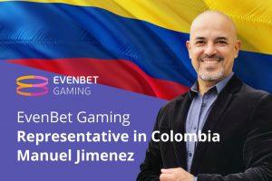 EvenBet Improves Latin Role With Manuel Jimenez Appointment