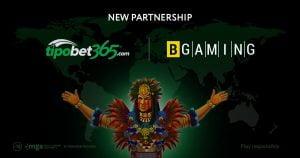 BGaming Bolsters European Footprint With TipoBet365