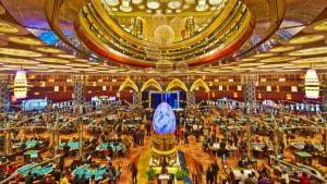 Golden Week Brings Macau Revenue To 50% Of Pre-pandemic Levels