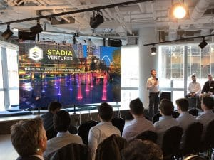 Stadia Ventures Launch Inaugural Sports Betting Innovation Summit