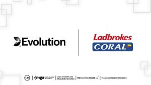 Evolution Expands Entain Partnership Going Live In UK With Ladbrokes Coral