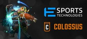 Esports Technologies Forms Exclusive Colossus Bets Partnership