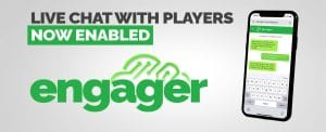 Enteractive Launch Engager For Next Stage Player Interaction And Personalisation