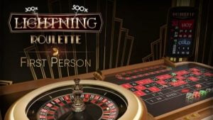 Evolution And SG To Make Physical Showpiece Of Lightning Roulette