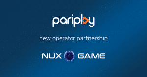 Pariplay Launch Gaming Roster On NuxGame Platform
